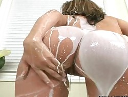 Cuch of stunning blondie Jenny Hendrix is destroyed