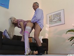 Awesome Viktoria Diamond needs fuck stick
