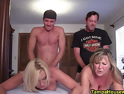 A taboo Intercourse of Family and Friends