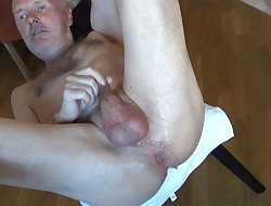 Lady fuck Ulf Larsen with strap-on