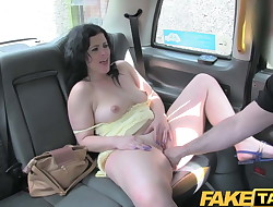 Fake Cab Spanish lady returns for taxi pulverize