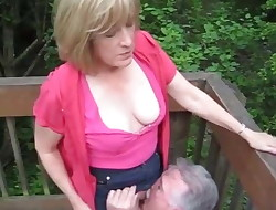 Outdoor Wife Sharing