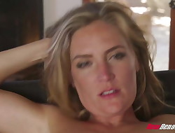 Cheating Mona Wales Pussy Fucked By Stranger Salami