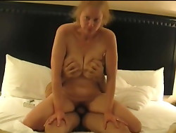 Floppy Big Tit Mature In Marathon Fuck Session