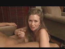 NOT Mom gives blowjob and gets caught
